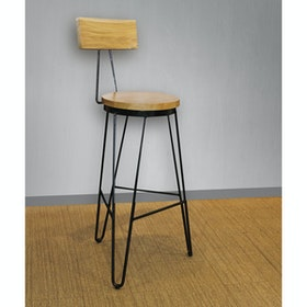 Viku Furniture Gard Stool Bar