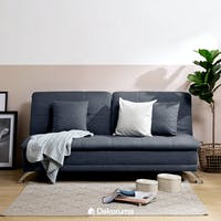Voda Disney Sofa Bed Abu-abu Tua