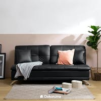 Voda Disney Sofa Bed Hitam Oscar