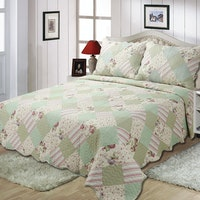 Vintage Story Bedcover Shabby P01