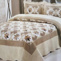 Vintage Story Bedcover Country Royal A02