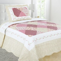 Vintage Story Shabby Bedcover 150X200 P1H