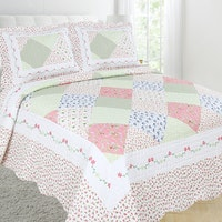 Vintage Story Shabby Bedcover 220X240 P12