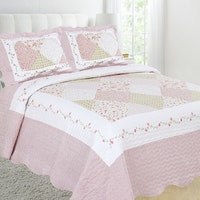 Vintage Story Shabby Bedcover 220X240 P14