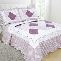 Vintage Story Shabby Bedcover 220X240 P17
