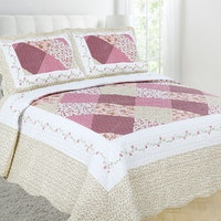 Vintage Story Shabby Bedcover 220X240 P23