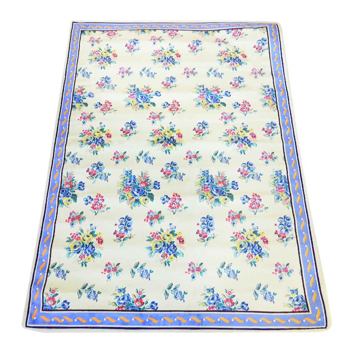 Vintage Story French Country Carpet 90 x 150 - 02