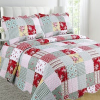 Vintage Story Shabby Bedcover 150X200 A01B150