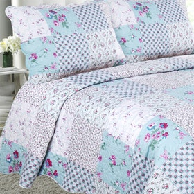 Vintage Story Shabby Bedcover 150X200 A02B150