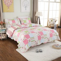 Vintage Story Shabby Bedcover 220X240 A03B220