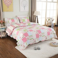 Vintage Story Shabby Bedcover 150X200 A03B150