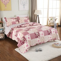 Vintage Story Shabby Bedcover 150X200 A07B150