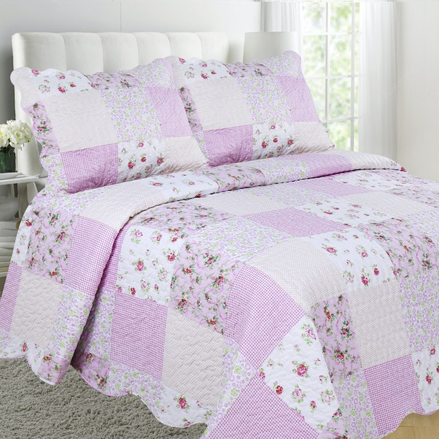 Vintage Story Shabby Bedcover 150X200 A08B150