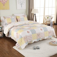 Vintage Story Shabby Bedcover 220X240 A10B220