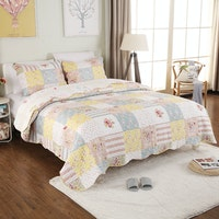 Vintage Story Shabby Bedcover 150X200 A10B150