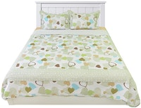 Vintage Story Bedcover Country Royal A06