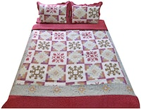 Vintage Story Bedcover Country Royal A09