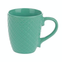 J A R A K Green Pineapple Mug