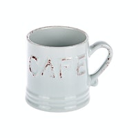J A R A K Dusty Green Cafe Mug