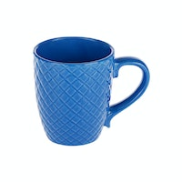 J A R A K Blue Pineapple Mug