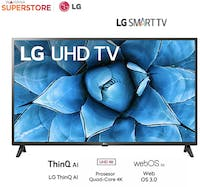 LG 4K Smart UHD AI ThinQ TV 43 Inch - 43UN7300