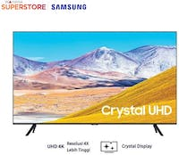 Samsung Crystal UHD 4K Smart TV 43 Inch - 43TU8000