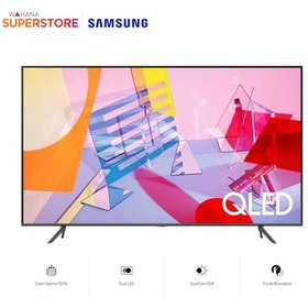 Samsung QLED 4K Smart TV (2020) 55 Inch - 55Q60T