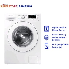 Samsung Mesin Cuci Front Loading 7Kg - WW70J42G0KW
