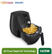 Philips Daily Collection Air Fryer HD9218/50 - Hitam