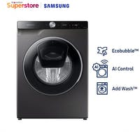 Samsung Mesin Cuci Front Loading 9.5 KG - WW95T654DLX