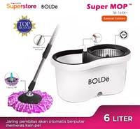 Bolde Super MOP M-169X+ Black Special (Stainless)
