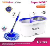 Bolde Super MOP M-169X+ Purple Special (Stainless)