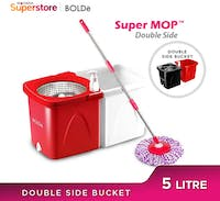 Bolde Super MOP Double Side - Red White