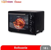 Cosmos Oven 18 liter - CO9918R
