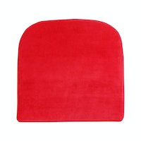 Willow Pillopedic Office Support Memory Foam (Red)