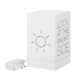Zeven Lantern Box - Bright Side - Full Color Lamp