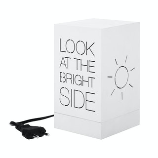 Zeven Lantern Box - Bright Side - Warm White Lamp