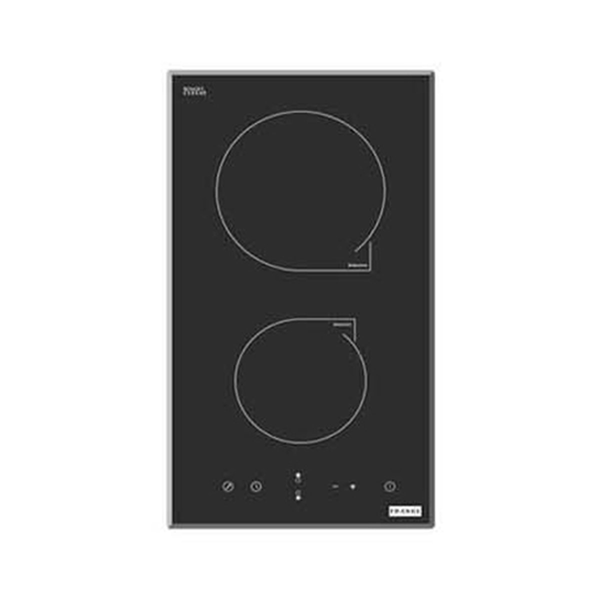 FRANKE Induction Hob 2 Burners FHD351 302I T