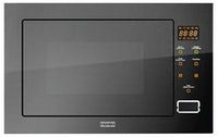 FRANKE Microwave Black Glass 25L FMWO 25 NH G I