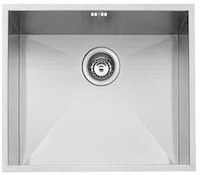 FRANKE Kitchen Sink 1 Bowl PZX 110-45