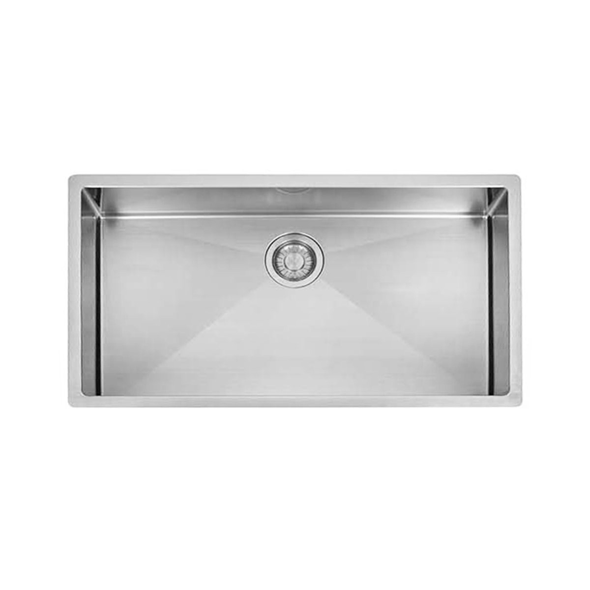FRANKE Kitchen Sink 1 Bowl PZX 110-79