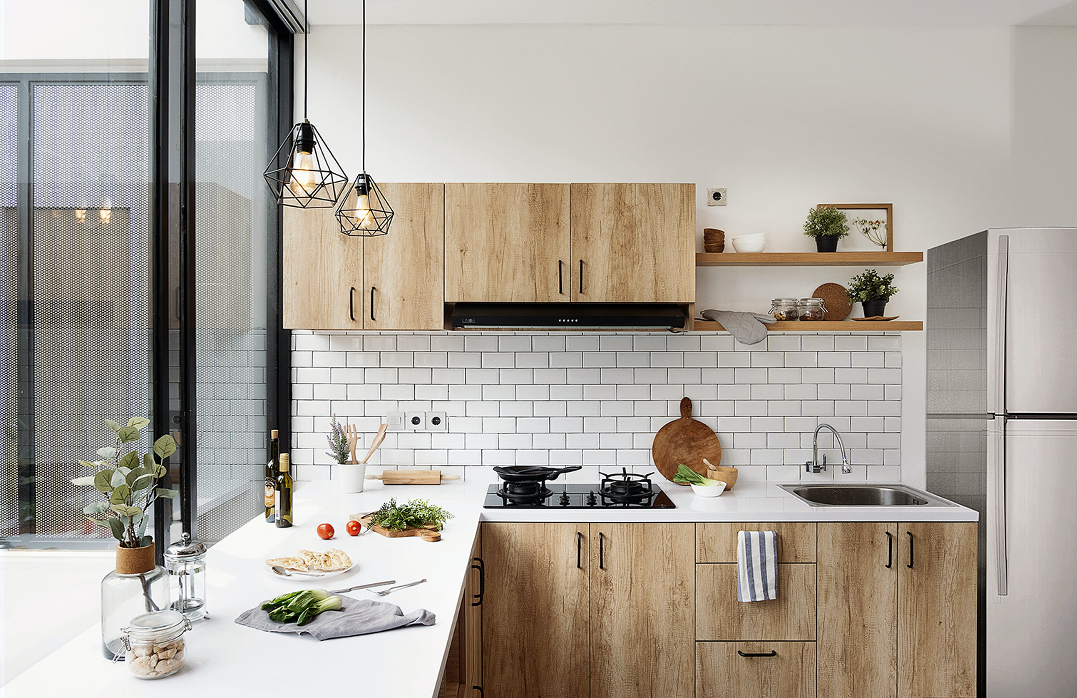 Kitchen Set Scandinavian